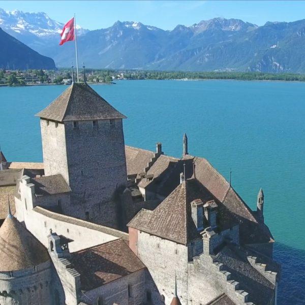Wedding Montreux Palace