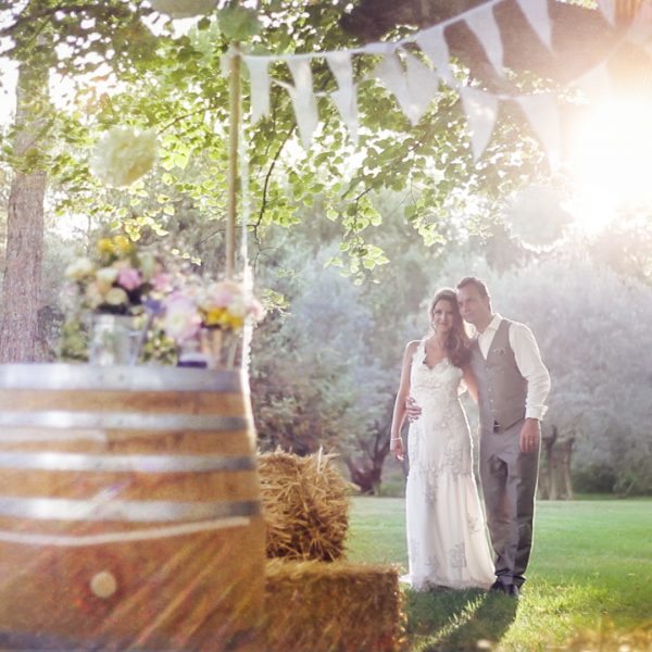 Wedding In Provence