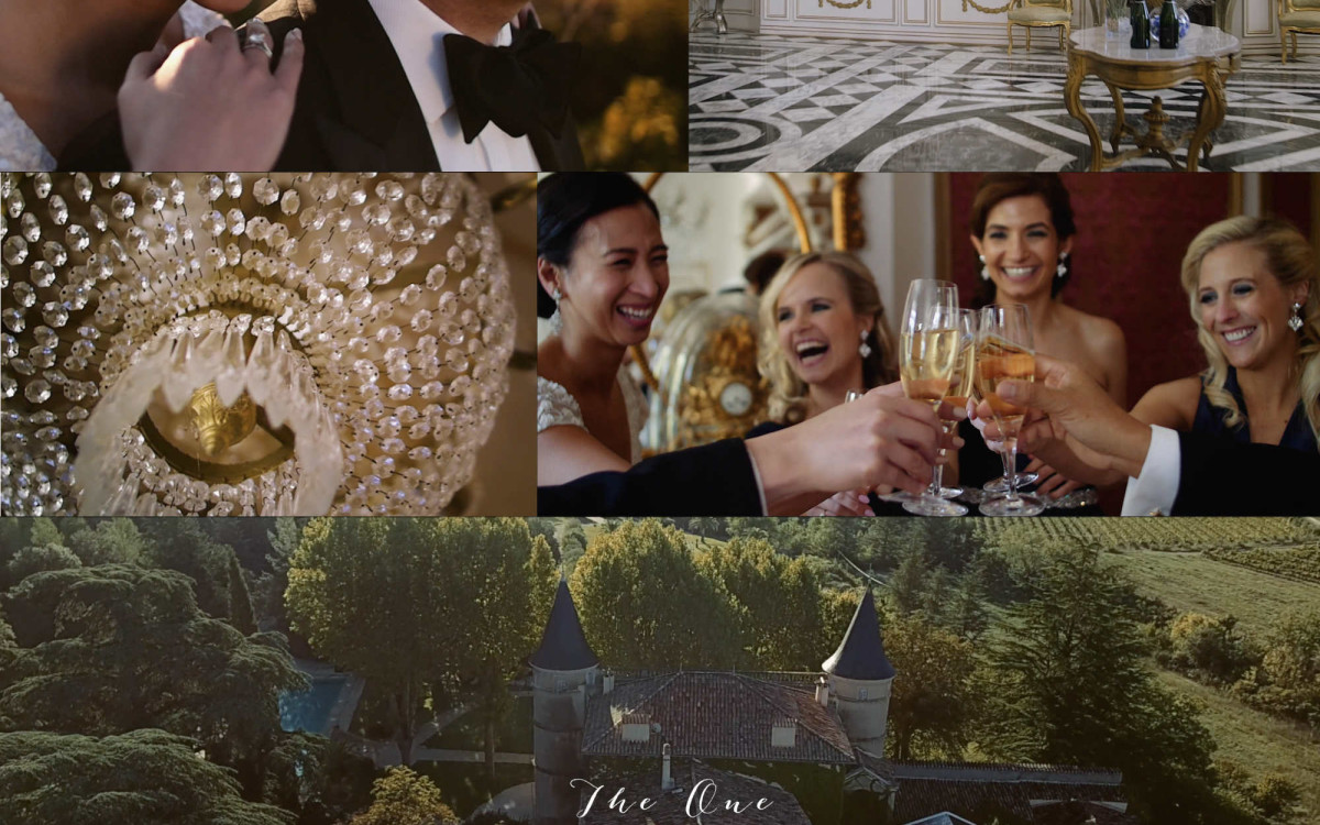 Wedding Film // An & Benedict (Chateau de Robernier)