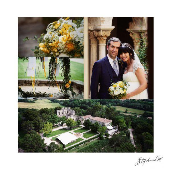 Suzie & Fabrice // Château Grimaldi