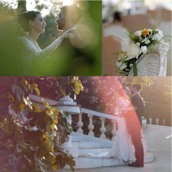Mariage Cacher aux Pins Penchés Toulon