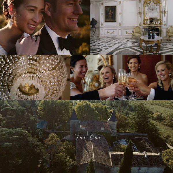 An & Benedict (Chateau de Robernier // Provence)