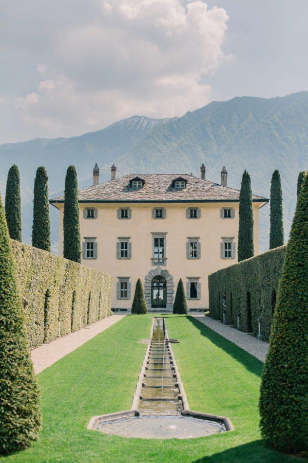 Wedding Film Villa Balbiano // Lake Como