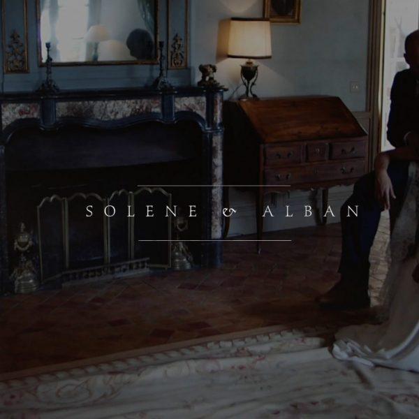Solene et Alban // Chateau de Grimaldi