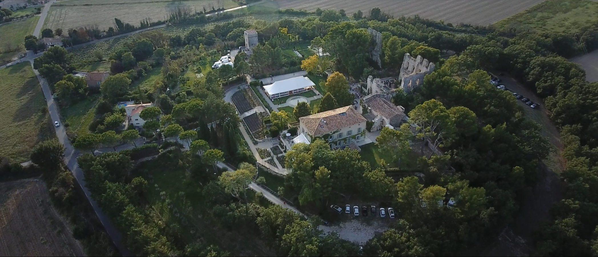 Wedding Chateau de Grimaldi