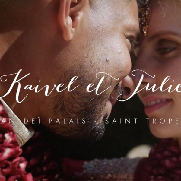 Kaivel & Julie // Pan daï Palais St Tropez