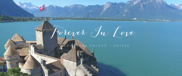 Montreux Palace // Suzana et Thomas